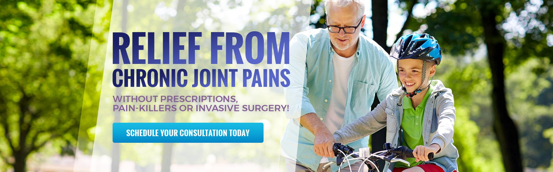 Chronic Joint Pain Therapy