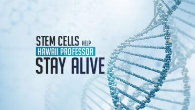 Stem Cell Transplant Changes Life