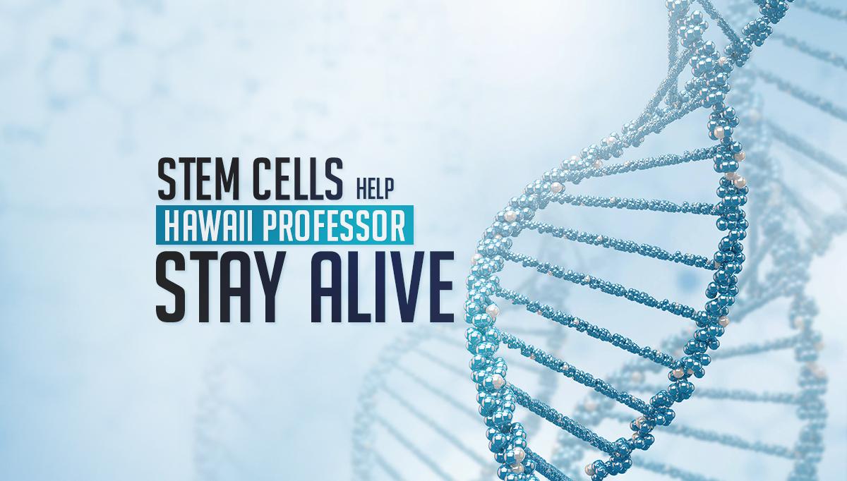 Stem Cell Transplant Changes Life